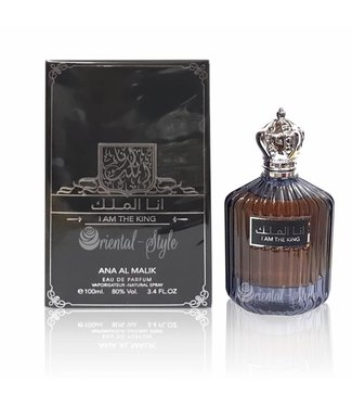 Ard Al Zaafaran Perfumes  I Am The King  Eau de Parfum 100ml