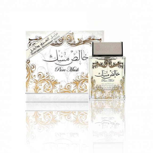 Lattafa Perfumes Khalis Pure Musk Eau de Parfum 100ml Lattafa Perfume Spray