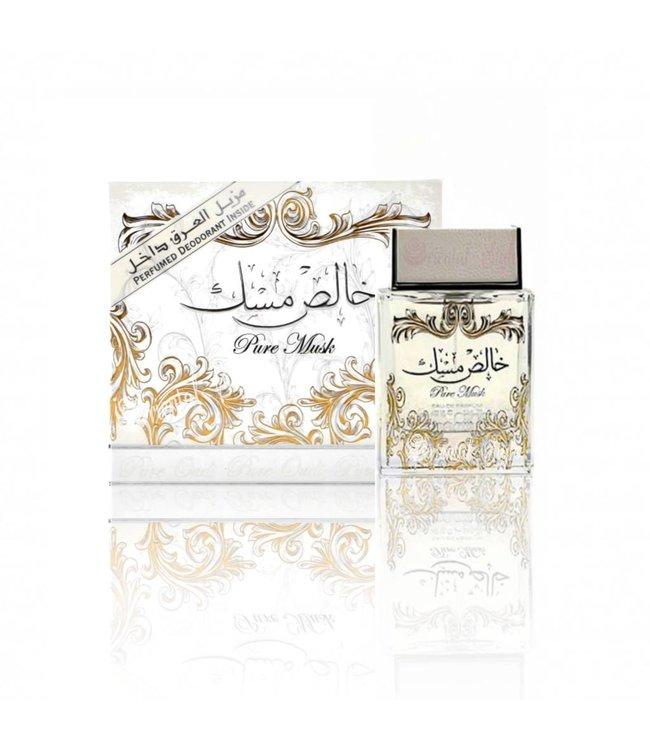 Lattafa Perfumes Khalis Pure Musk Eau de Parfum 100ml