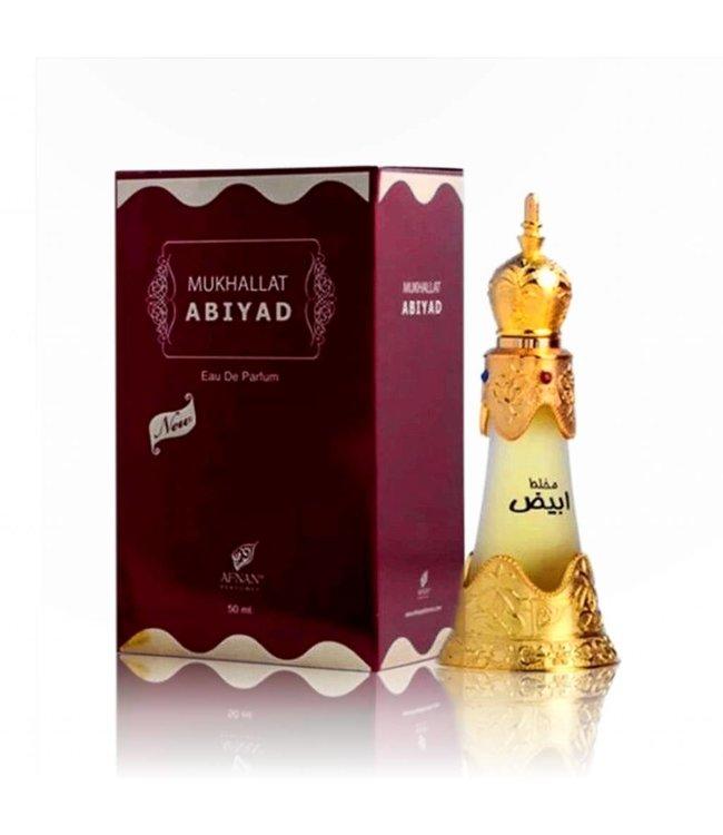 Afnan Mukhallat Abiyad Eau de Parfum by Afnan 50ml