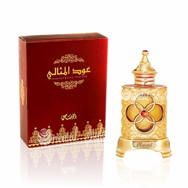 Rasasi Perfume oil Oudh Al Mithali 15ml