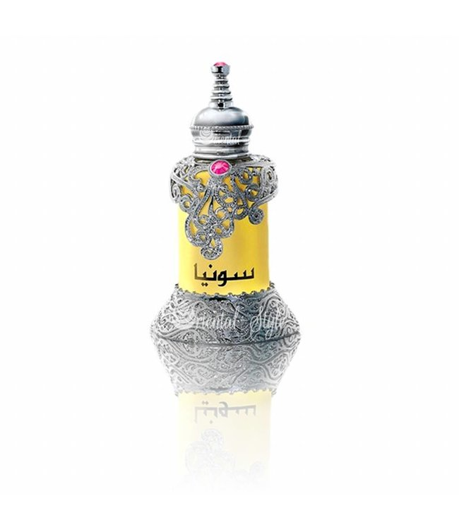 Rasasi Concentrated perfume oil Sonia 15ml - Perfume free from alcohol