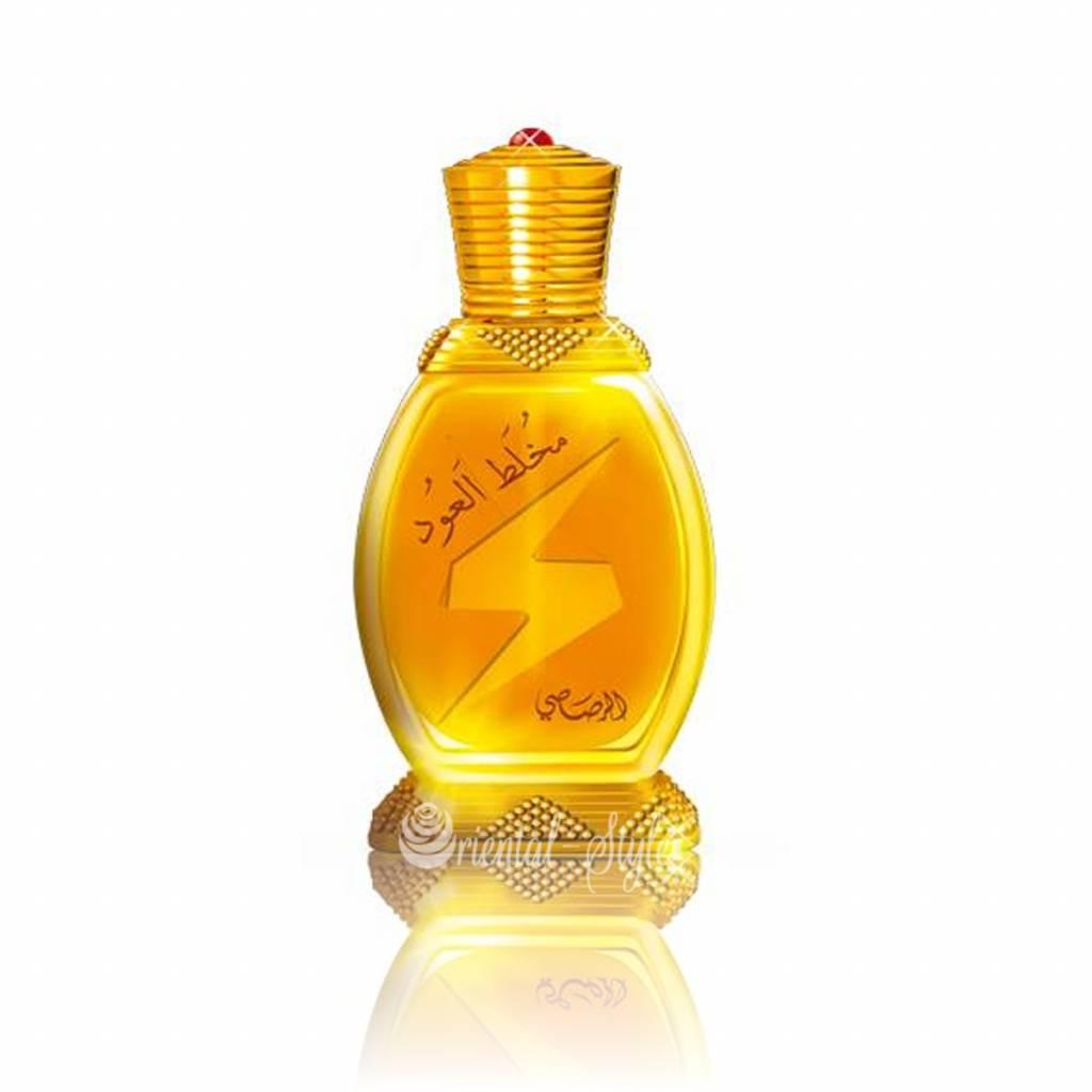 Rasasi Mukhallat Al Oudh Parfüm ohne Alkohol Parfümöl 20ml