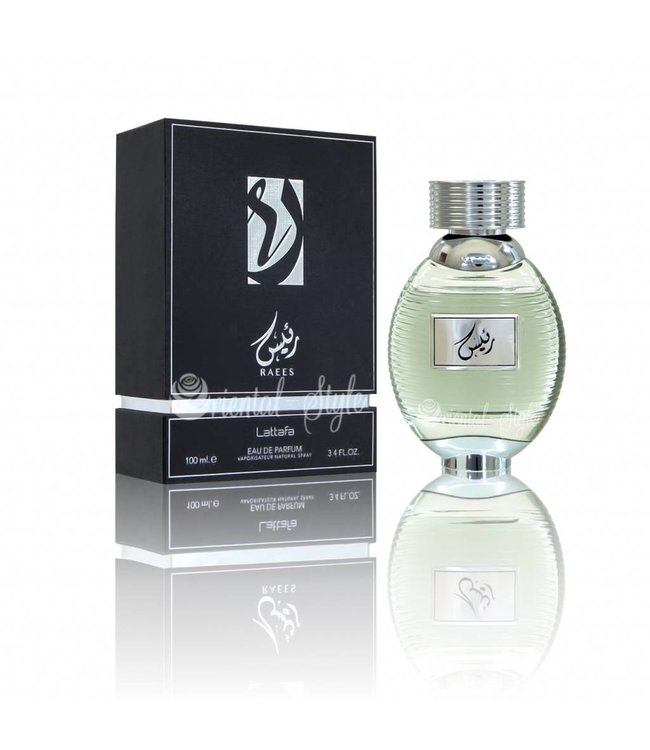 Lattafa Perfumes Raees Eau de Parfum 100ml by Lattafa Perfume Spray