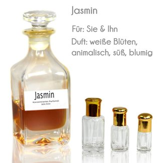 Swiss Arabian Jasmine perfume oil by Swiss Arabian