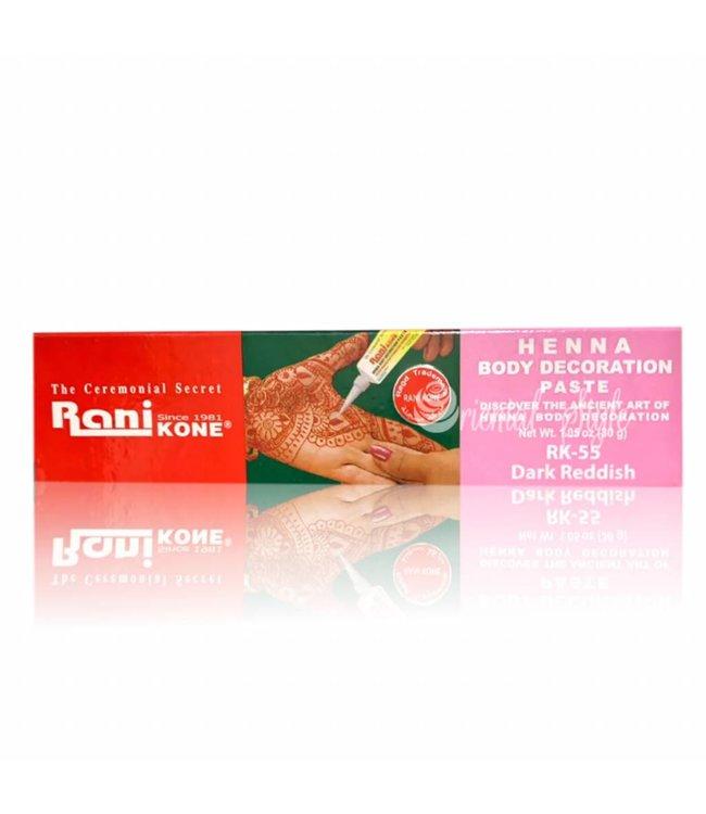 Rani - Kone henna paste for henna tattoos (30g)