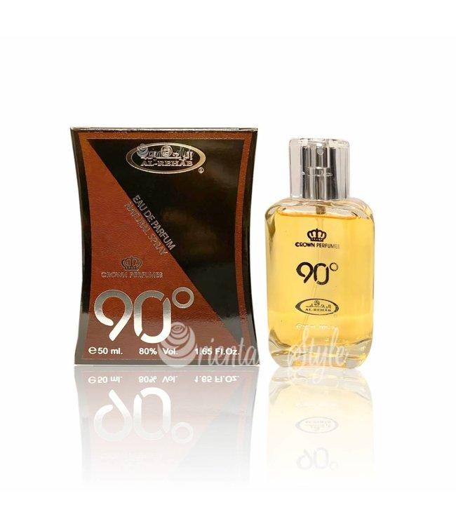 Al Rehab  90° Eau de Parfum 50ml Al Rehab Perfume Spray