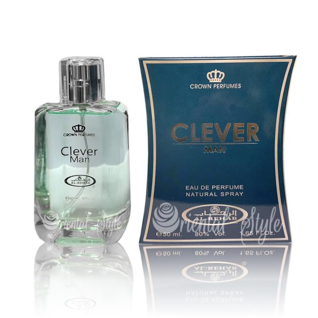 Clever Man Al Rehab Eau De Parfum Spray Perfume Oriental Style