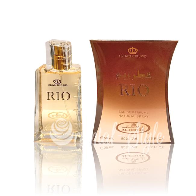 Al Rehab  Rio Eau de Parfum 50ml Parfüm Spray