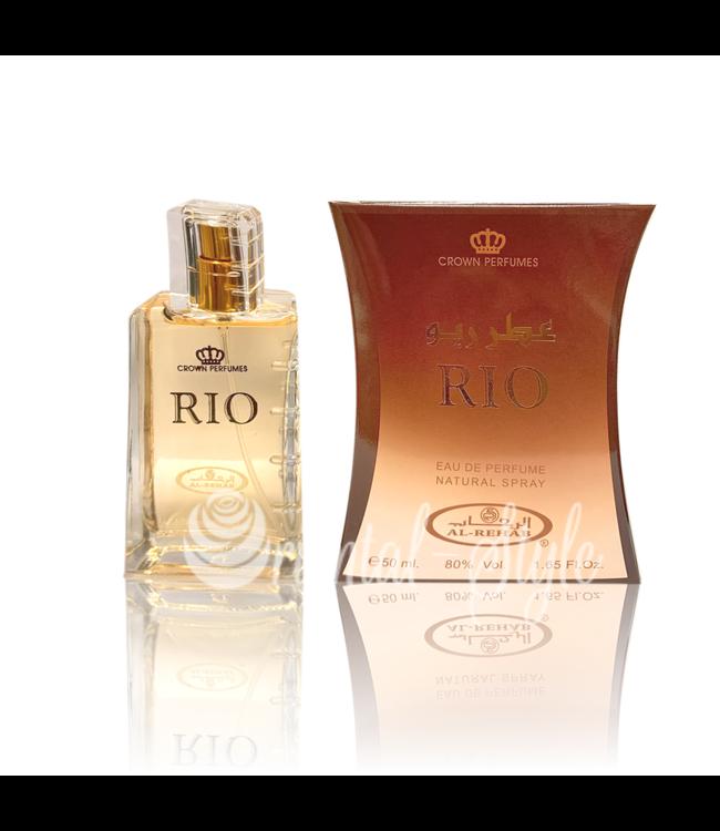 Al Rehab  Rio Eau de Parfum 50ml Al Rehab Perfume Spray