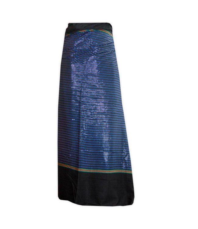 Dhoti - Traditionelles Beinkleid Hüfttuch Wickelkleid
