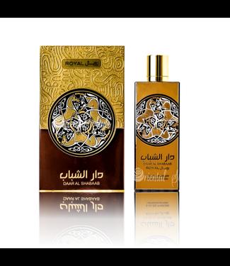 Ard Al Zaafaran Perfumes  Daar Al Shabaab  Royal Eau de Parfum 80ml