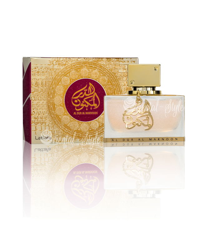Lattafa Perfumes Al Dur Al Maknoon Gold Eau de Parfum 100ml Perfume Spray