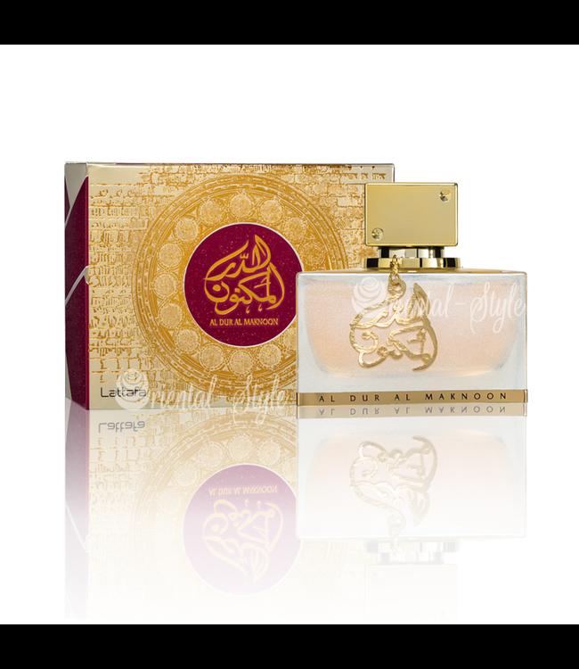 Lattafa Perfumes Parfüm Al Dur Al Maknoon Gold Eau de Parfum 100ml Spray