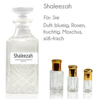Oriental-Style Parfümöl Shaleezah