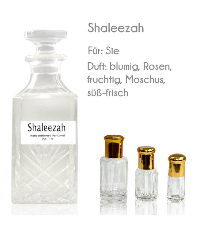 Shaleezah Parfümöl - Parfüm ohne Alkohol