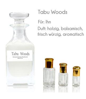 Perfume Oil Tabu Woods