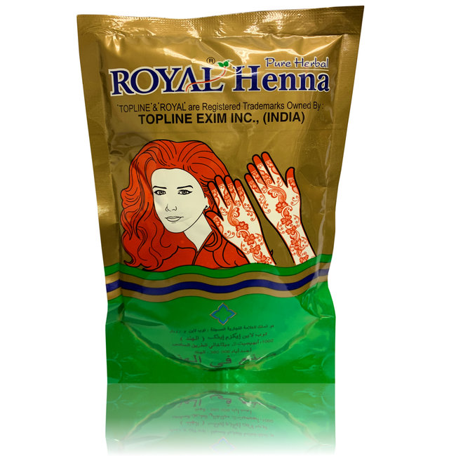 Royal Henna Powder- Red (90g)