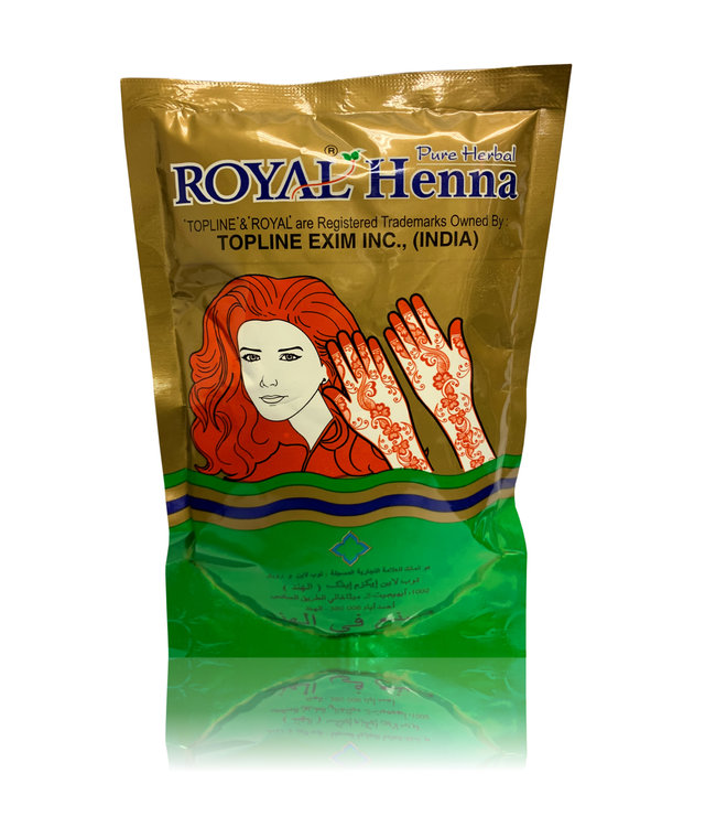 Royal Henna Hennapulver - Rot (90g)