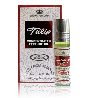 Al Rehab  Perfume oil Tulip 6ml