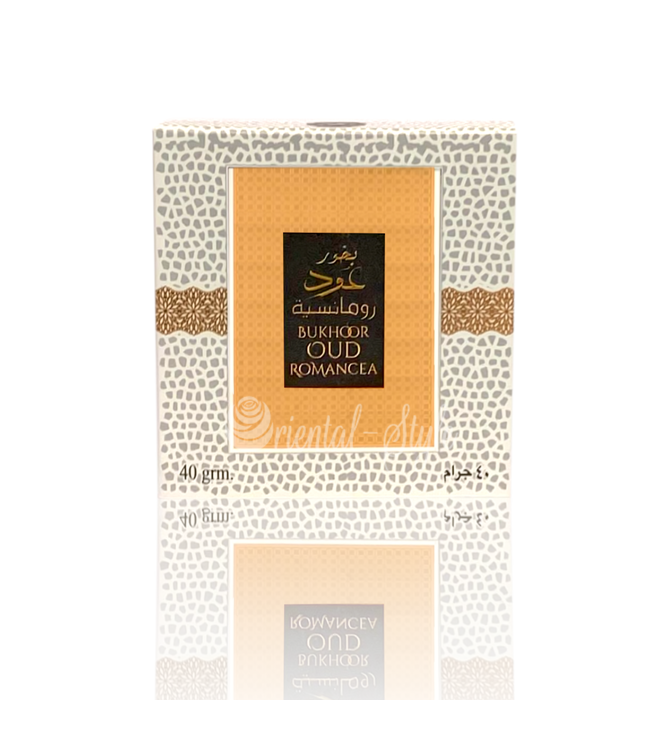 Ard Al Zaafaran Perfumes  Bukhoor Oud Romancea Incense (40g)