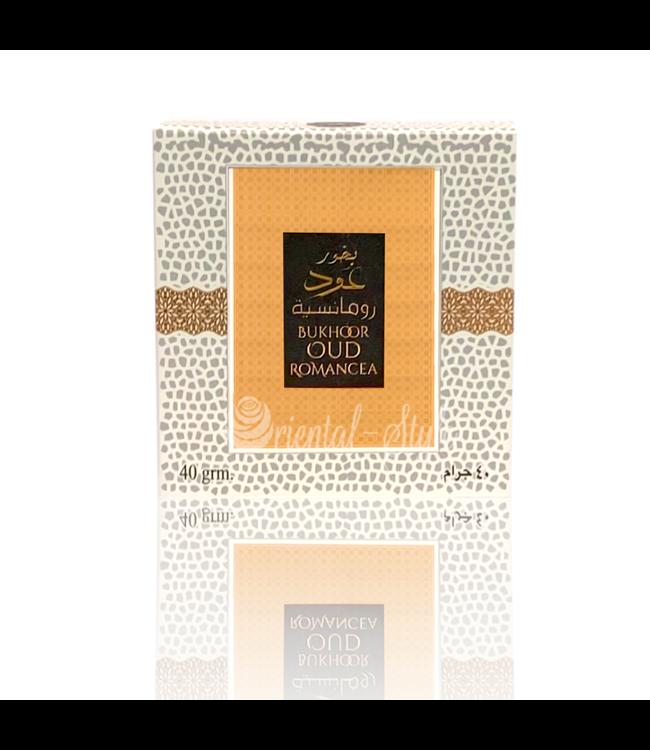Ard Al Zaafaran Perfumes  Bukhoor Oud Romancea Räucherwerk (40g)