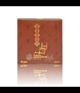 Ard Al Zaafaran Perfumes  Bukhoor Ahlam Al Khaleej (40g)