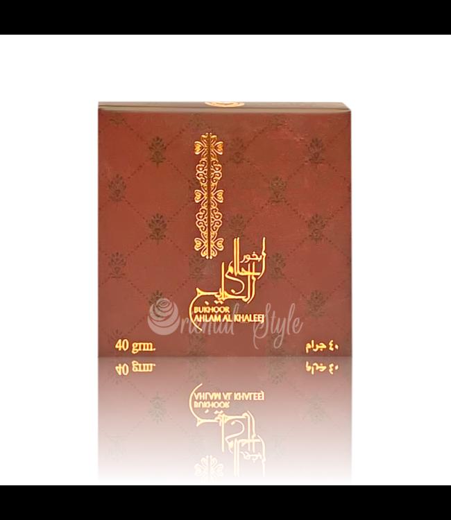 Ard Al Zaafaran Perfumes  Bukhoor Ahlam Al Khaleej Räucherwerk (40g)