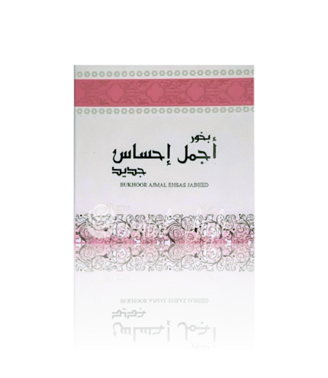 Ajmal Perfumes Bakhoor Ajmal Ehsas Jadeed Räucherwerk (40g)