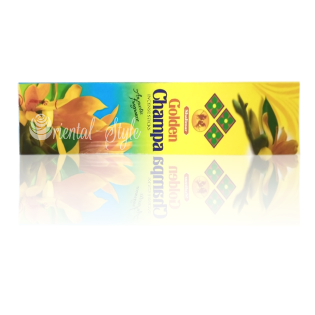 Shalimar Incense sticks Golden Champ (20g)