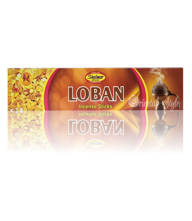 Shalimar Incense sticks Loban - Frankincense (20g)