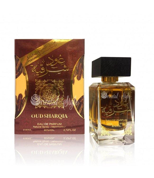 Ard Al Zaafaran Perfumes  Oud Sharqia Eau de Parfum 80ml Ard Al Zaafaran