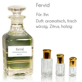 Swiss Arabian Perfume oil Fervid by Swiss Arabian