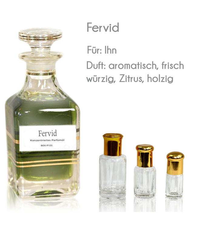 Swiss Arabian Perfume oil Fervid by Swiss Arabian