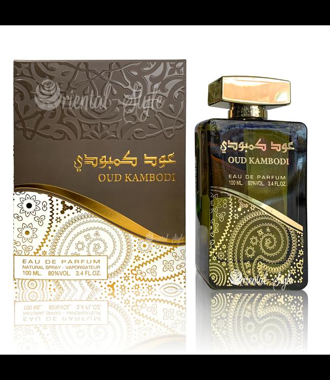 Suroori Oud Kambodi Eau de Parfum 100ml by Ard Al Zaafaran Perfume Spray
