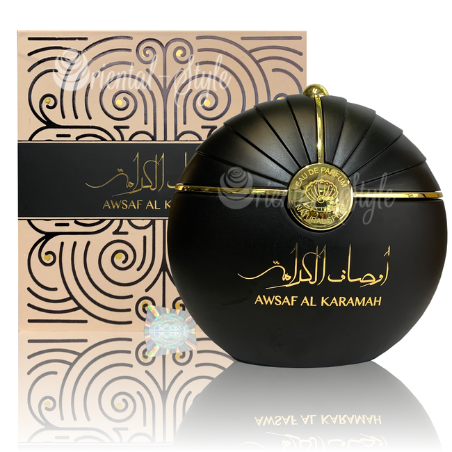 Ard Al Zaafaran Perfumes  Awsaf Al Karamah Eau de Parfum 100ml Ard Al Zaafaran Perfume Spray