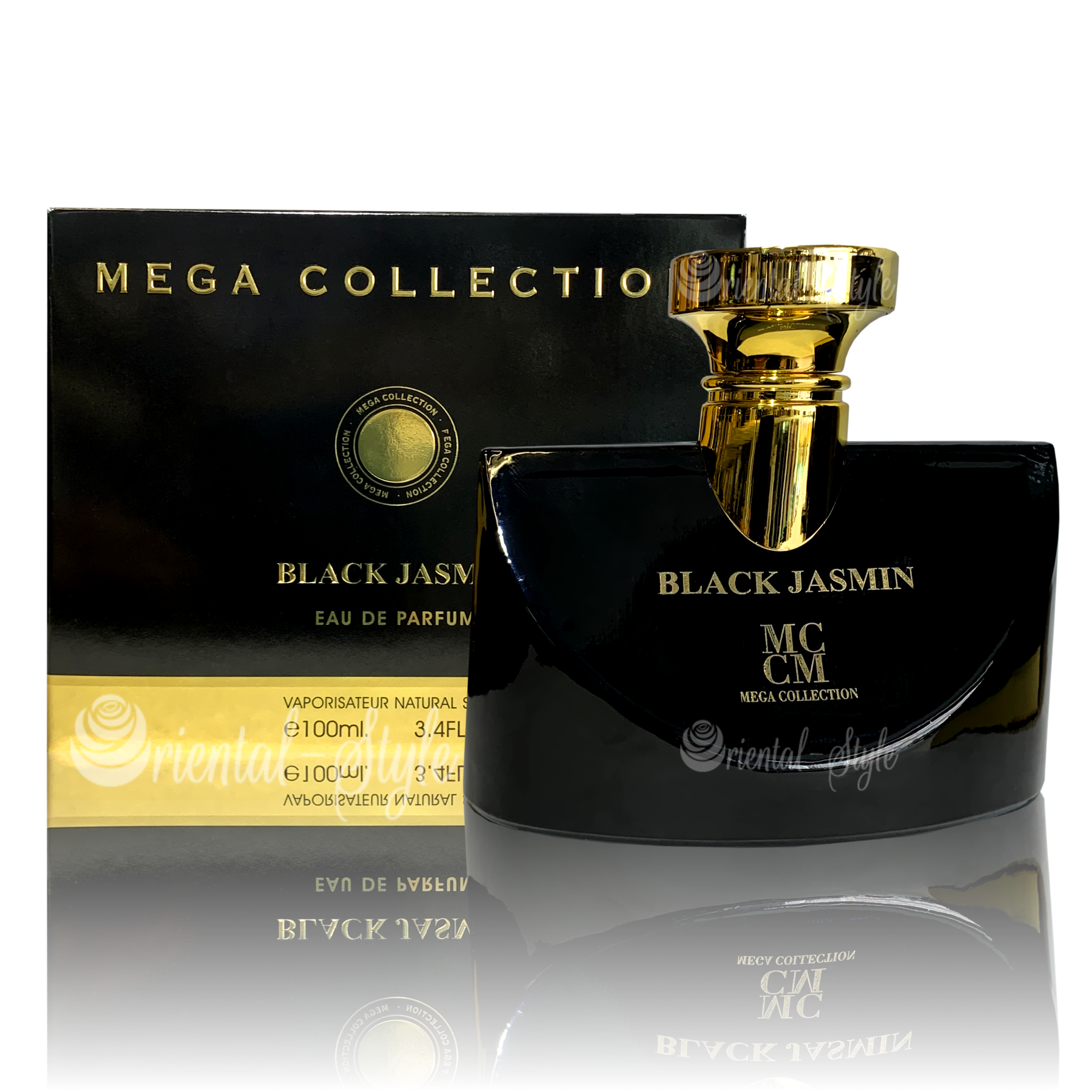 Edp Al De Parfum Jasmin Black Ard Eau F1c3ljtk Zaafaran PkuOXZTi