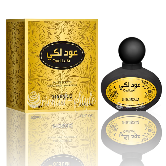 Swiss Arabian Oud Laki Eau de Toilette 100ml Swiss Arabian Perfume Spray