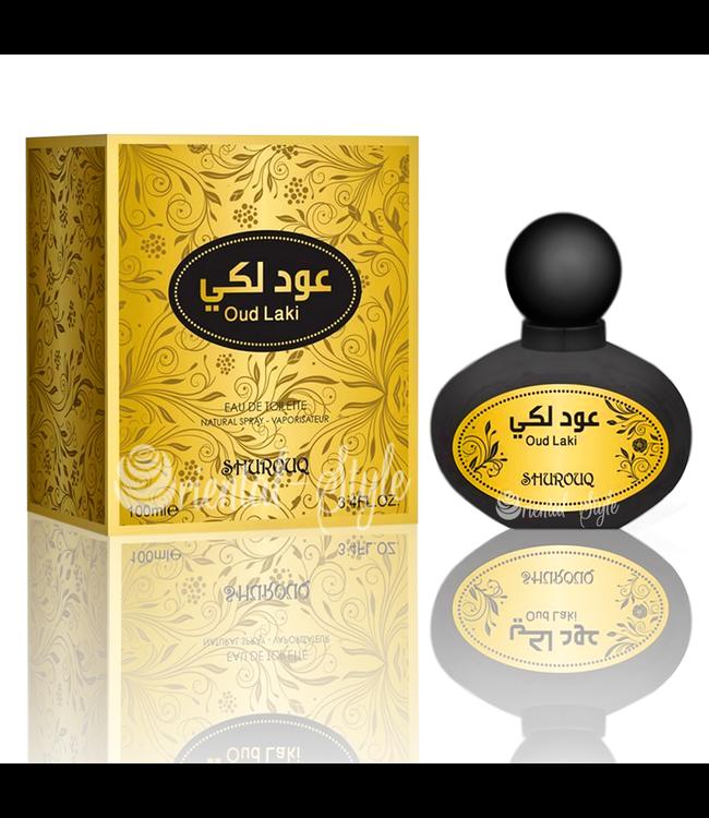 Swiss Arabian Oud Laki Eau de Toilette 100ml Perfume Spray