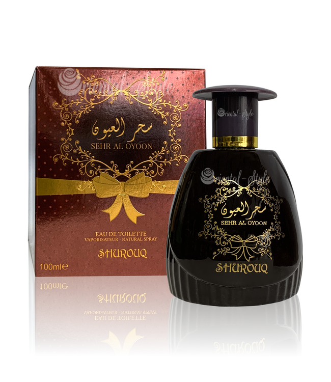 Swiss Arabian Sehr Al Oyoon Eau de Toilette 100ml Swiss Arabian Perfume Spray