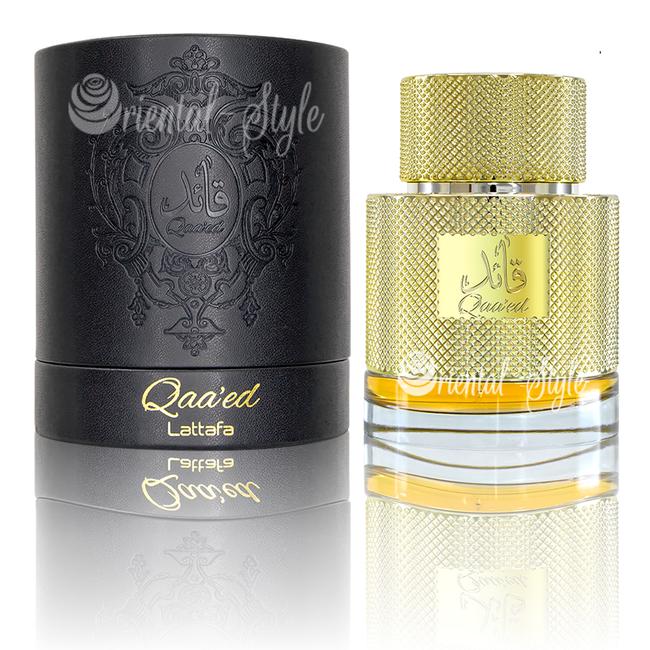 Lattafa Perfumes Qaa'ed Eau de Parfum 100ml Perfume Spray