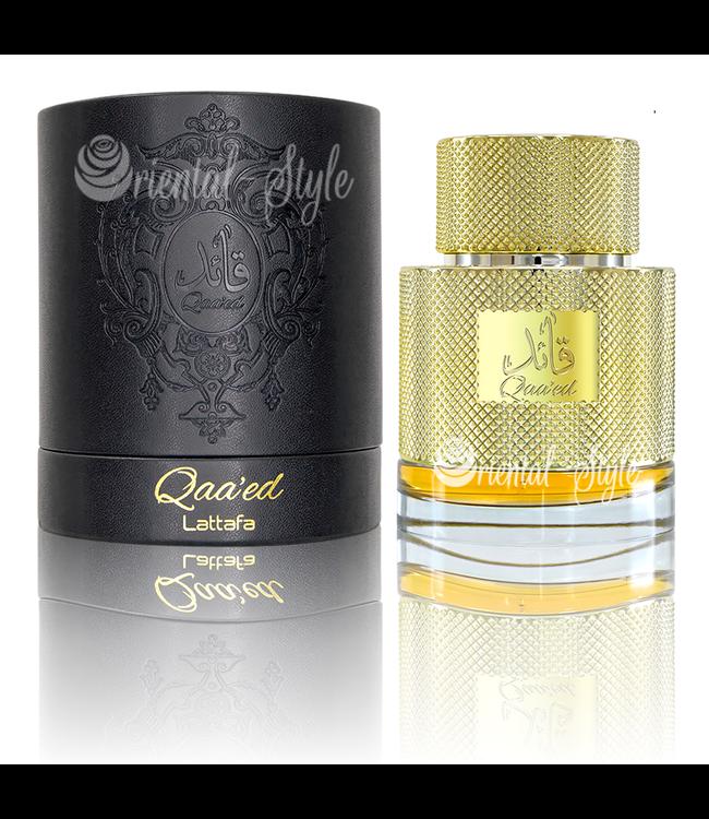 Lattafa Perfumes Qaa'ed Eau de Parfum 100ml Spray