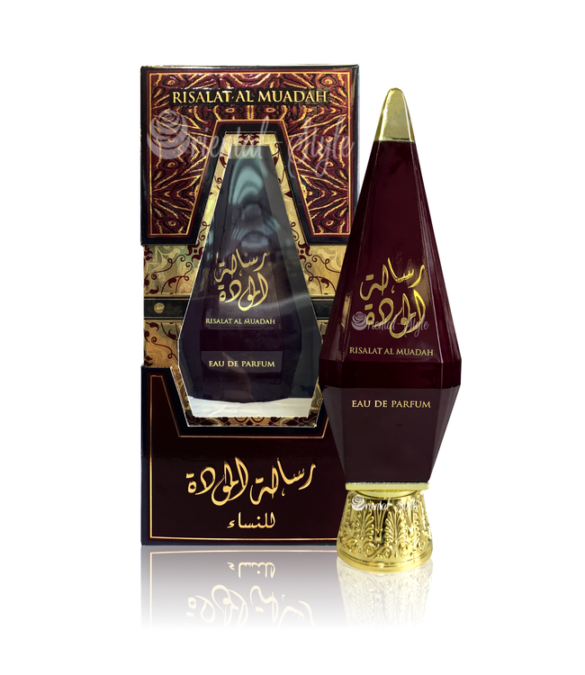 Ard Al Zaafaran Perfumes  Risalat Al Muadah Eau de Parfum 100ml by Ard Al Zaafaran Perfume Spray