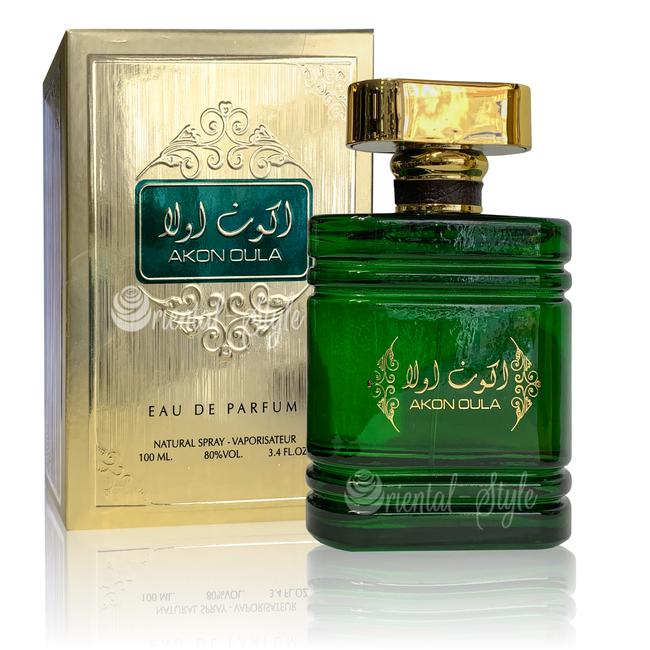 Ard Al Zaafaran Perfumes  Akon Oula Eau de Parfum 100ml Ard Al Zaafaran Perfume Spray
