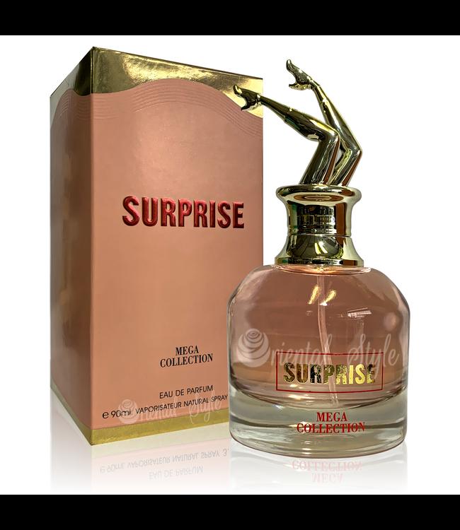 Swiss Arabian Surprise Eau de Parfum 100ml by Swiss Arabian Perfume Spray