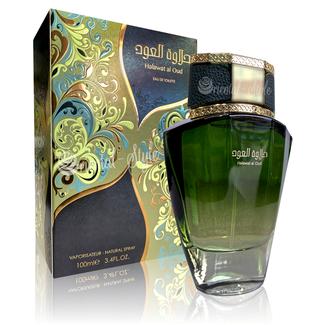 Swiss Arabian Halawat Al Oud Eau de Parfum 100ml Swiss Arabian Perfume Spray