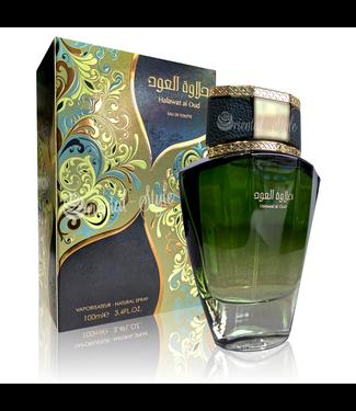 Swiss Arabian Halawat Al Oud Eau de Toilette 100ml Swiss Arabian Perfume Spray