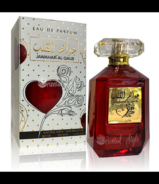 Ard Al Zaafaran Perfumes  Jawahar Al Qalb Eau de Parfum 100ml Ard Al Zaafaran Spray