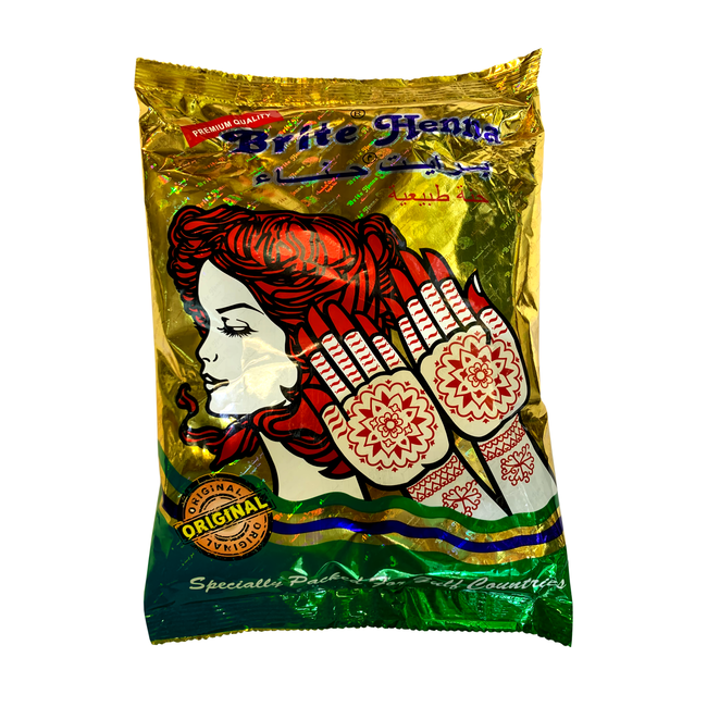 Red Henna Powder Brite 500gm