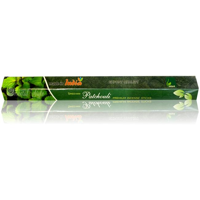 Sree Vani Incense sticks Patchouli Sree Vani